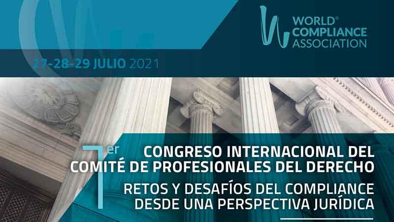 Panama Compliance participó como patrocinador del 1er Congreso Internacional del Comité de Profesionales del Derecho
